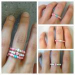 Coral Reef Set of Three Stacking Ri..